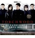 """Torchwood"" by  AudioBook CD"