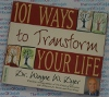 101 Ways to Transform Your Life - Dr Wayne Dyer - AudioBook CD