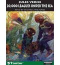 20, 000 Leagues Under the Sea by Jules Verne Audio Book CD