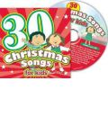 30 Christmas Songs for Kids by Kim Mitzo Thompson Audio Book CD