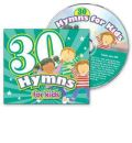 30 Hymns for Kids by Kim Mitzo Thompson Audio Book CD