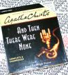 And Then There Were None AGATHA CHRISTIE AudioBook CD