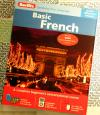 Berlitz Basic French Course Book and 3 Audio CDs