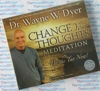 Change Your Thoughts - Meditation - Dr Wayne Dyer - Audio CD - Tao
