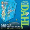 Charlie and the Great Glass Elevator by Roald Dahl AudioBook CD