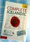 Teach Yourself Complete Icelandic - 2 Audio CDs  and Book - Learn to speak Icelandic