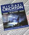 Airframe - The Lost World - Timeline - The Michael Crichton Collection - Audio Books NEW CD