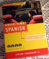 Learn SPANISH while you drive - 4 Audio CDs + Reference Guide - Drive Time