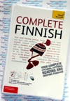 Teach Yourself Complete Finnish - 2 Audio CDs  and Book - Learn to speak Finnish