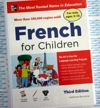 French for Children Audio CDs and Book - Learn to speak French for Kids