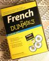 French For Dummies Audio CD + Book - Learn to Speak French