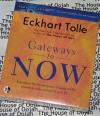 Gateways to Now - Eckhart Tolle Audio Book New CD