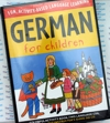 German for Children - Audio CDs Activty Book