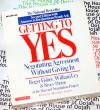 Getting to Yes- Negotiating  without giving in ROGER FISHER AudioBook NEW CD