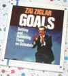 Goals - Setting and Achieving Them on Schedule - Zig Ziglar - Audio Book CD New