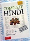 Teach Yourself Complete Hindi - Book and  2 Audio CDs - Learn to Speak Hindi