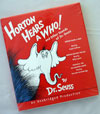 Horton Hears a Who and other sounds of DR Seuss Audio Book CD NEW