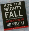 How the Mighty Fall - Jim Collins AudioBook CD Unabridged