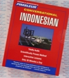 Pimsleur Conversational Indonesian 8 Audio CDs  - Learn to Speak Indonesian