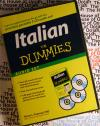 Italian For Dummies Audio CD - Learn to speak Italian