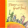 James and the Giant Peach - Roald Dahl  - Audio Books CD