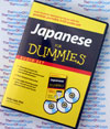 Japanese for Dummies 3 Audio CDs and booklet. Learn to speak Japanese