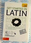 Teach Yourself Getting started in Latin - 2 Audio CDs  and Book - Learn  beginners Latin