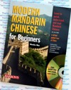Modern Mandarin Chinese for Beginners - Audio CDs and Book - Learn to speak Mandarin