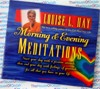 Morning and Evening Meditations - Louise L. Hay - Audio Book CD