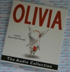 Olivia - The Audio Collection - Ian Falconer -Audio Book CD