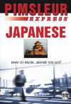 Pimsleur Express Japanese - Audio CD and Booklet and Phrase Card NEW