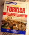 Pimsleur Basic Turkish- Audio Book 5 CD -Discount- Learn to speak Turkish
