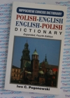 Polish-English English-Polish Dictionary - Learn to speak Polish