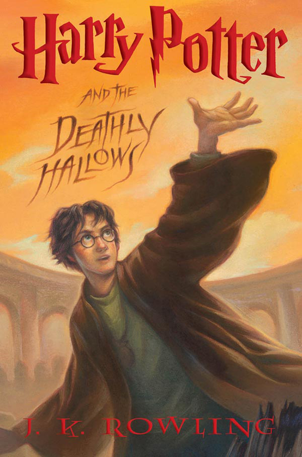 Harry Potter and the Deathly Hallows -  Audio Book NEW CD read by Jim Dale