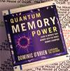 Quantum Memory Power- Dominic O'Brien Audio Book NEW CD