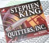 Quitters Inc STEPHEN KING AudioBook CD NEW