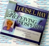 Receiving Prosperity  - Louise L. Hay - Audio Book CD
