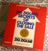 Secrets of Closing the Sale- ZIG ZIGLAR Audio book NEW CD