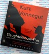 Slaughterhouse Five by Kurt Vonnegut  - Audio Book CD Unabridged