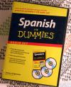 Spanish For Dummies Audio CD - Learn to speak Spanish