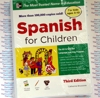Spanish for Children - Audio CDs Activty Book for Kids