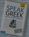 Teach Yourself Greek Conversation  - 3 Audio  CDs and a Booklet