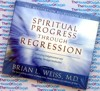 Spiritual Progress through Regression - Brian Weiss - Audio Book CD