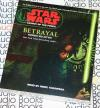 Betrayal - Star Wars Audio Book NEW CD Aaraon Allston
