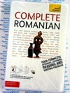 Teach Yourself  Complete Romanian- 2 Audio CDs  and Book - Learn to speak Romanian