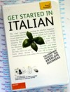 Teach Yourself Beginners Italian - Getting Started in Italian - 2 Audio CDs plus Book