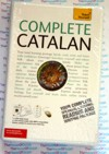Teach Yourself Complete  Catalan- 2 Audio CDs  and Book - Learn to speak Catalan