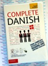 Teach Yourself Complete Danish 2 Audio CDs and Book - Learn to Speak Danish