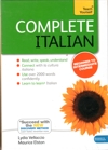 Teach Yourself Complete Italian - Book and 2  Audio CDs - Learn