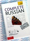 Teach Yourself Complete Russian Book and 2 CDs